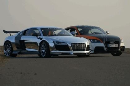 2011 Audi R8 V10 polished by MTM 4