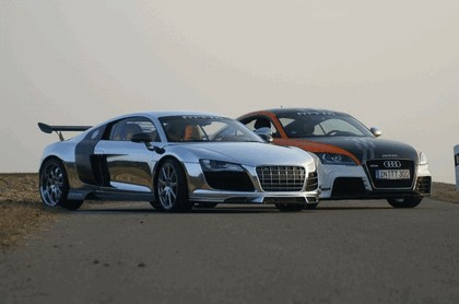 2011 Audi R8 V10 polished by MTM 5