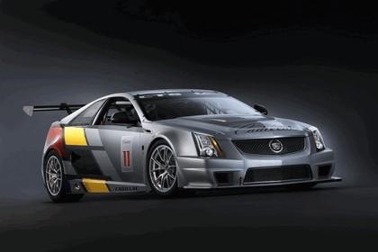2011 Cadillac CTS-V coupé - race car 1