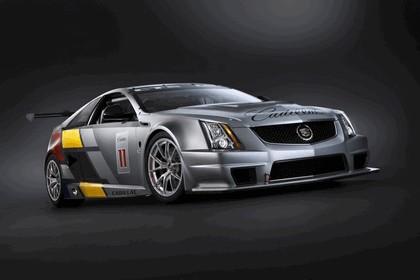 2011 Cadillac CTS-V coupé - race car 2