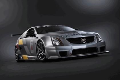 2011 Cadillac CTS-V coupé - race car 3