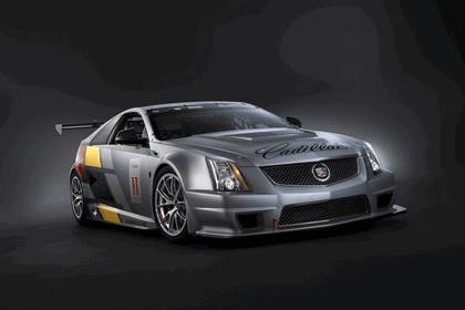 2011 Cadillac CTS-V coupé - race car 4