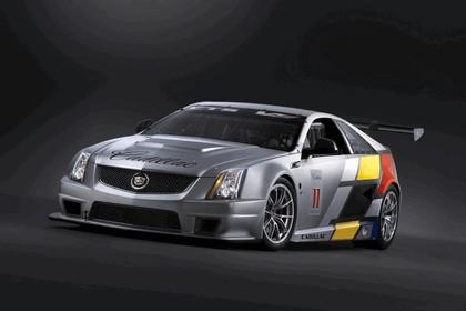 2011 Cadillac CTS-V coupé - race car 6