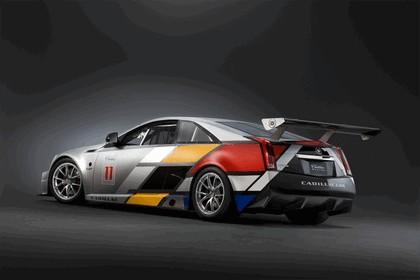 2011 Cadillac CTS-V coupé - race car 8