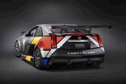 2011 Cadillac CTS-V coupé - race car 10