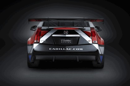 2011 Cadillac CTS-V coupé - race car 11