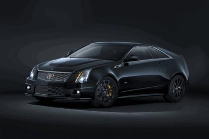 2011 Cadillac CTS-V coupé Black Diamond Edition 1