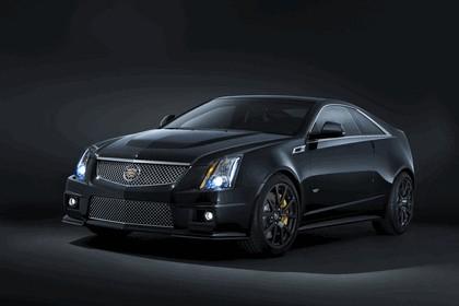 2011 Cadillac CTS-V coupé Black Diamond Edition 2