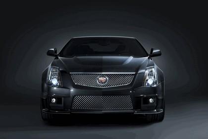 2011 Cadillac CTS-V coupé Black Diamond Edition 3