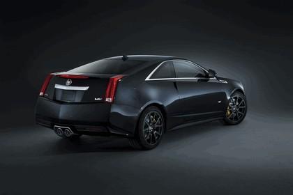2011 Cadillac CTS-V coupé Black Diamond Edition 4