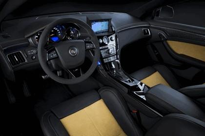 2011 Cadillac CTS-V coupé Black Diamond Edition 5