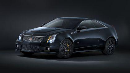 2011 Cadillac CTS-V coupé Black Diamond Edition 8