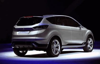 2011 Ford Vertrek concept 3