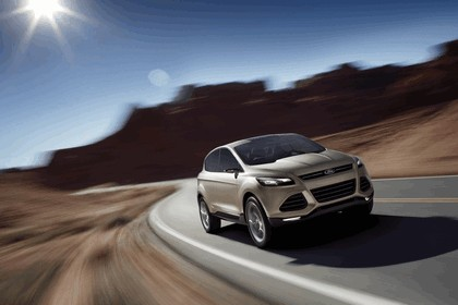 2011 Ford Vertrek concept 4