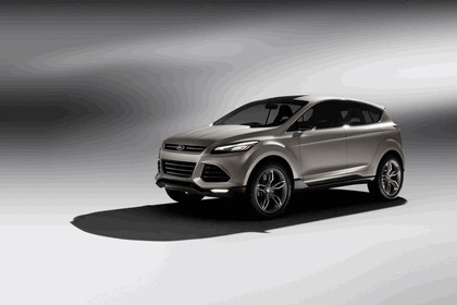 2011 Ford Vertrek concept 8