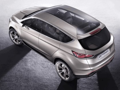 2011 Ford Vertrek concept 17