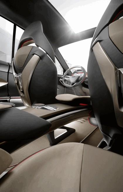 2011 Ford Vertrek concept 26