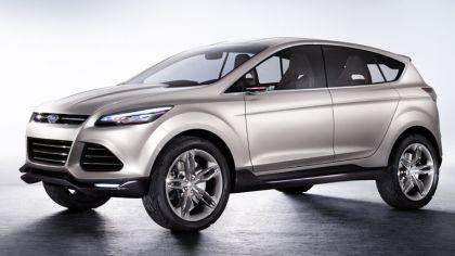 2011 Ford Vertrek concept 7