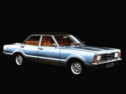 1970 Ford Taunus sedan 1