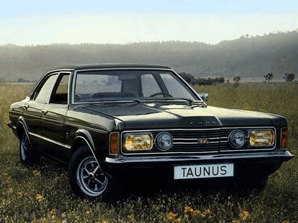 1970 Ford Taunus sedan 2