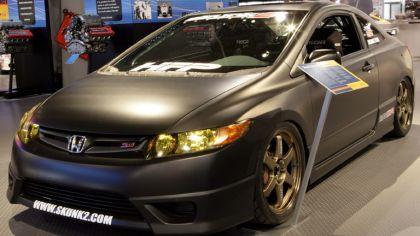 2005 Honda Civic Si by Skunk2 Racing Stealth 3