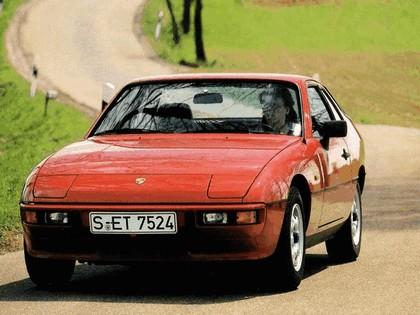 1976 Porsche 924 4