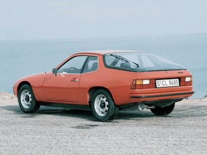 1976 Porsche 924 9
