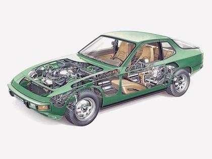 1976 Porsche 924 10