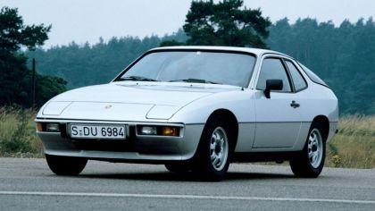 1976 Porsche 924 7