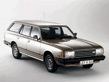1980 Mazda 929 Station Wagon 1