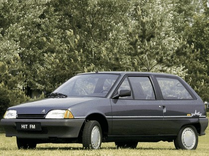 1987 Citroen AX Hit FM 2