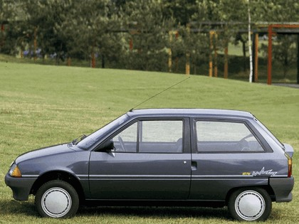 1987 Citroën AX Hit FM 3