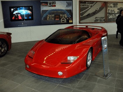 1989 Ferrari Mythos by Pininfarina 6