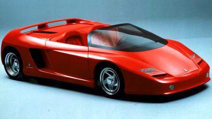1989 Ferrari Mythos by Pininfarina 9