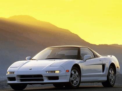 1991 Acura NSX 2
