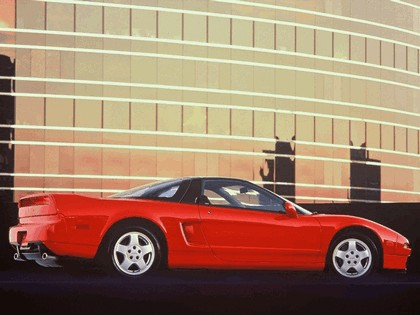 1991 Acura NSX 11