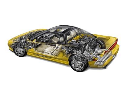 1991 Acura NSX 80