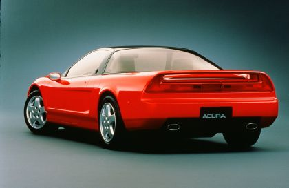 1991 Acura NSX 24