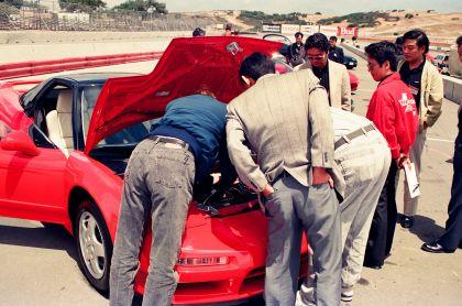 1991 Acura NSX 28