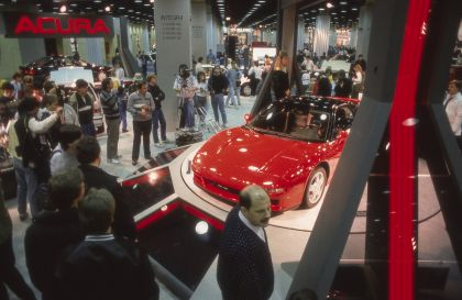 1991 Acura NSX 58