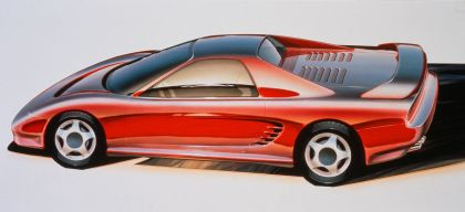 1991 Acura NSX 72
