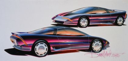 1991 Acura NSX 73