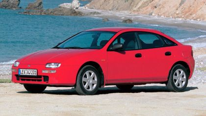 1994 Mazda 323 F ( BA ) 4