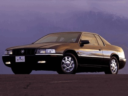 1995 Cadillac Eldorado Touring coupé 8