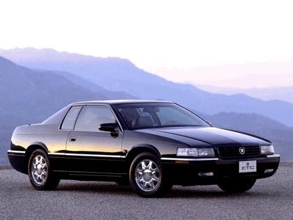 1995 Cadillac Eldorado Touring coupé 11