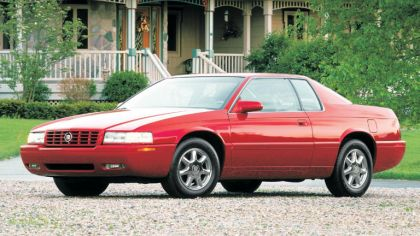 1995 Cadillac Eldorado Touring coupé 4