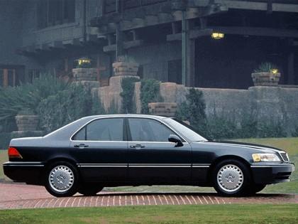 1996 Acura RL 4