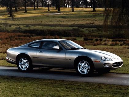 1996 Jaguar XK8 3