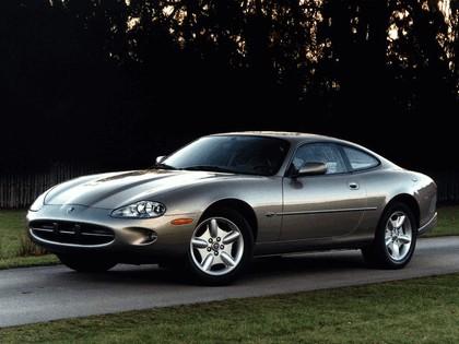 1996 Jaguar XK8 4