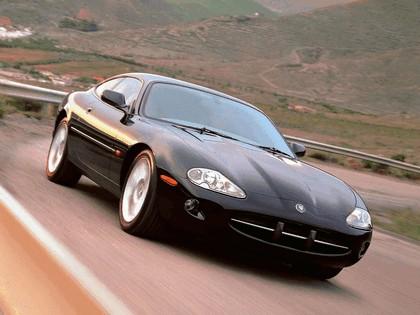 1996 Jaguar XK8 5